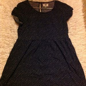 Old navy dress size xsmall